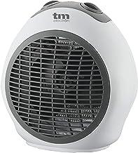 TM Electron Stromboli termoventilador Vertical de 2000W, termostato Regulable, 3 Modos de Funcionamiento, Sensor antivuelco, protección sobrecalentamiento y asa de Transporte