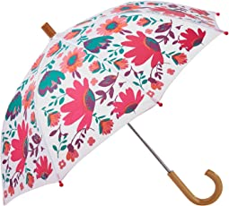 Summer Floral Umbrella