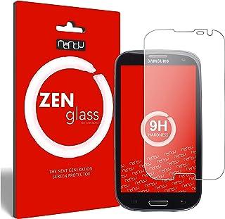 ZenGlass nandu I flexibel glasfilm kompatibel med Samsung Galaxy S3 i9300 I skärmskydd 9H