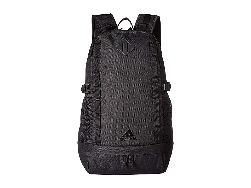 adidas Franchise Backpack (Black) Backpack Bags