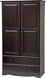 Best large clothing armoire Reviews