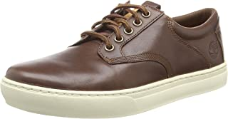 Timberland FTM_Adventure 2.0 Cupsole Leather Oxford, Low-Top Hombre, 8.5 US