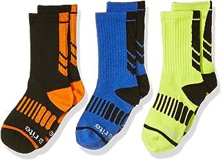 Boys' 3-Pack Crew Socks