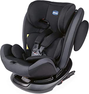 Chicco Unico (Gr.0/1/2/3) Car Seat (Suitable for 0-12Years), Black