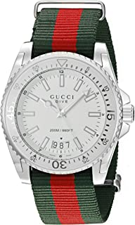 Best gucci dive watch band Reviews