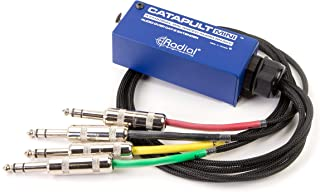 Radial Catapult Mini TRS Cat 5 Audio Snake