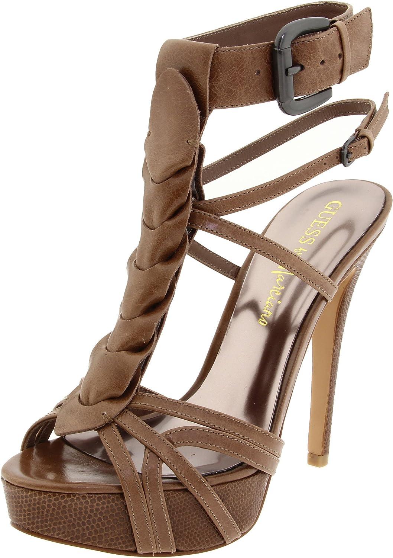 GUESS av Marciano Marciano Marciano Kvinnors Kristy Platform Sandal  spara på clearance