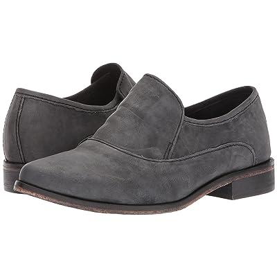 Free People Brady Slip-On Loafer (Carbon) Women
