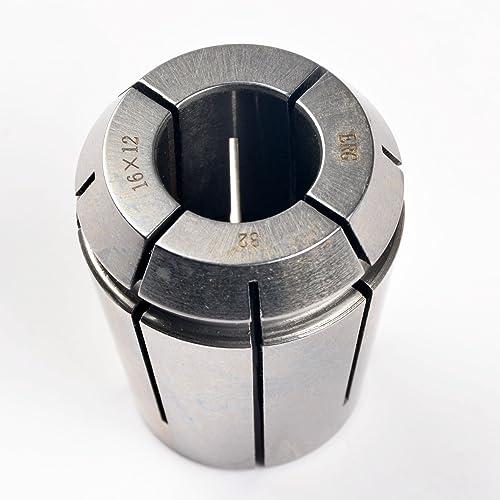discount ERG32 outlet sale 16×12 Advanced Formula Spring Steel Collet Sleeve outlet online sale Tap,For Lathe CNC Engraving Machine & Lathe Milling Chuck online