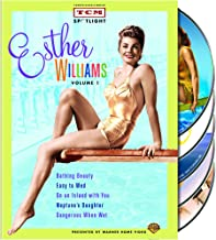 TCM Spotlight: Esther Williams - Volume 1: (Bathing Beauty / Easy to Wed / On an Island with You / Neptune's Daughter / Dangerous When Wet)