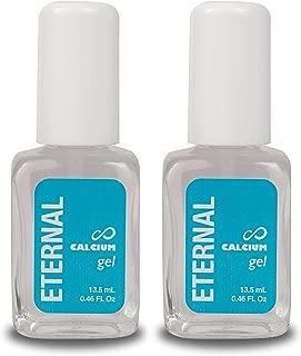 Eternal Calcium Gel - Hardener and Builder Nail Polish - 2 Pack