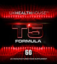 T5 Fat Burner – Best Slimming Pills – Diet Weight Loss Tablets 60 Capsules Estimated Price : £ 9,99