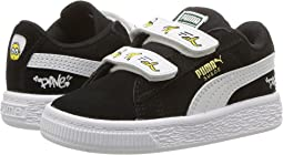 Puma Kids Minions Suede V (Toddler)