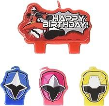 Best power rangers ninja steel cake toppers Reviews