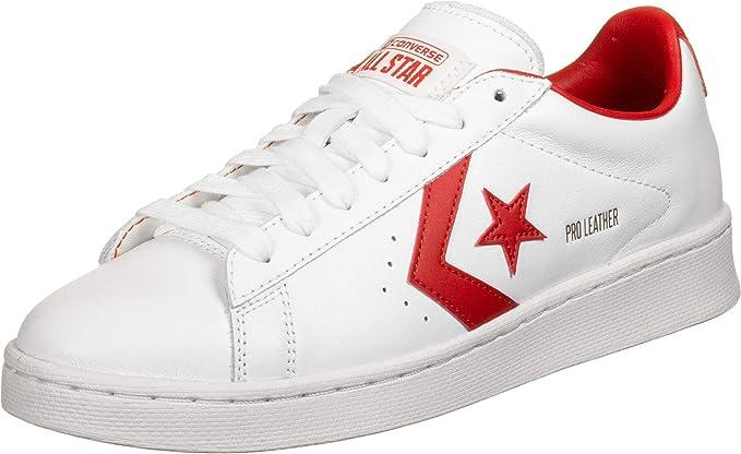 Converse Pro Lth Ox Sneaker Bianca Unisex 167970C : MainApps ...