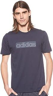 تي شيرت رسومي مطبوع ممتاز من Adidas M Core