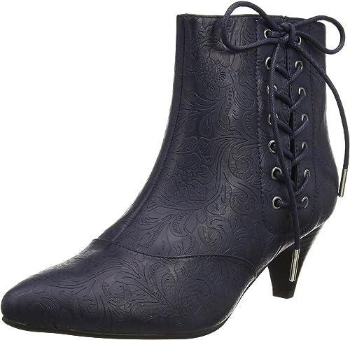 Joe brauns Mystical Side Lace Ankle Stiefel, Stiefel para damen