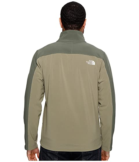 Shellrock Deep Face North Green Apex Jacket Temporada Thyme The anterior Lichen xTwgnXnR