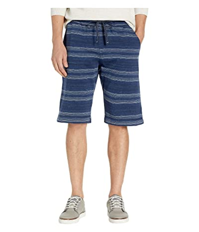 Tommy Bahama French Terry Striped Shorts (Hombre Stripe) Men