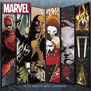 Marvel Knights Wall Calendar (2019)
