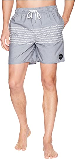 RVCA VA Layer Elastic Shorts