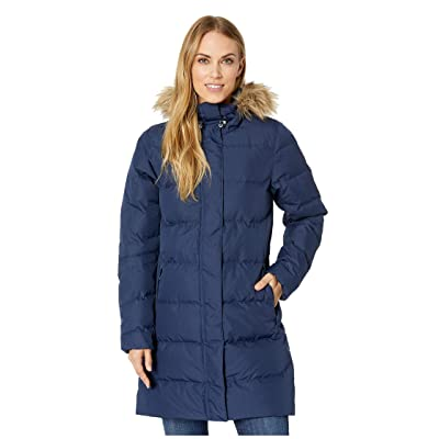 Helly Hansen Aden Down Parka (Evening Blue) Women