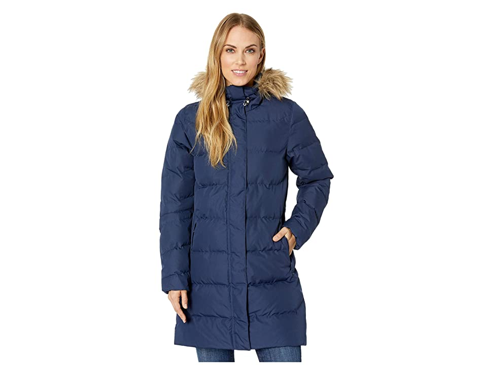 Helly Hansen Aden Down Parka (Evening Blue) Girl