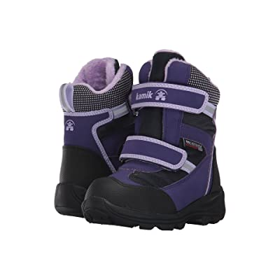 Kamik Kids Slate (Toddler/Little Kid/Big Kid) (Purple/Violet) Girls Shoes