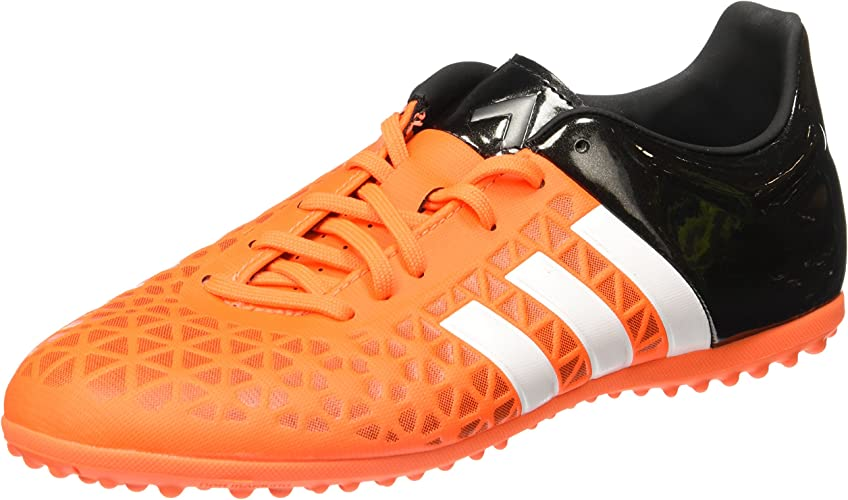 Adidas - Chaussures de Football - Chaussure ACE15.3 Turf - Orange - 36