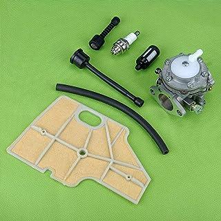Accesorios de repuesto para carburador Huq para carburador de combustible línea de aceite filtro de aire Tune Up Kit para motosierra Stihl 070 090 piezas de carbohidratos