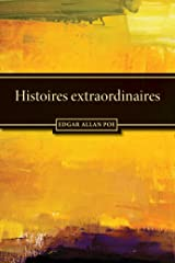 Histoires extraordinaires Format Kindle
