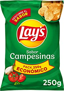 Lay's  - Patatas Fritas Sabor Campesinas - 250 gr
