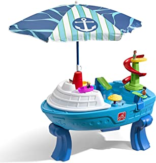 Best little tikes pirate water table with umbrella Reviews
