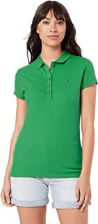 Tommy Hilfiger Women's Slim Fit Polo Shirt