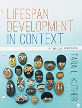 Bundle: Kuther: Lifespan Development in Context: A Topical Approach (Loose-Leaf) + Kuther: Lifespan Development in Context: A Topical Approach (Ieb)
