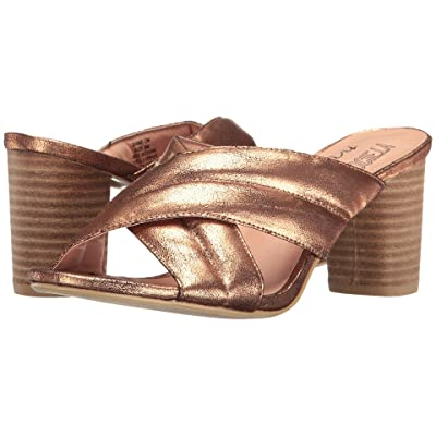 Matisse Matisse x Amuse Society Shine On (Rose Gold Fabric) Women