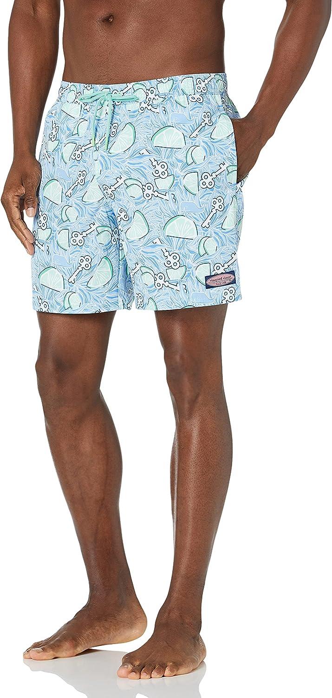 Vineyard 送料無料 激安 人気の定番 お買い得 キ゛フト Vines Men's Standard Trunk Chappy Swim