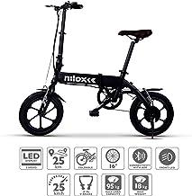 Nilox ebike X2 Plus Plegable Ruedas 16