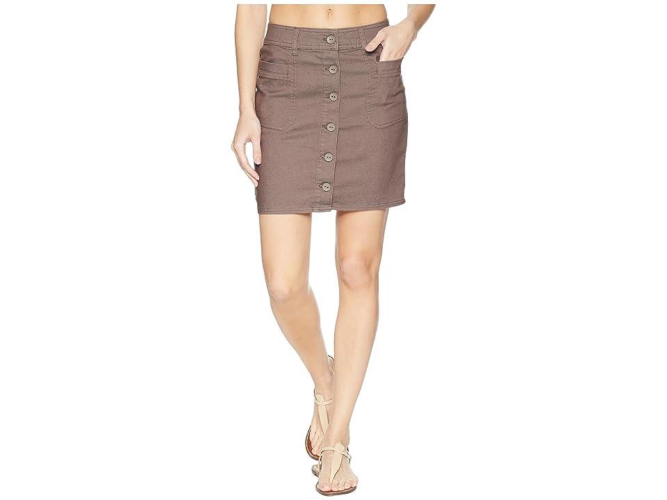Prana Kara Skirt (Volcanic Plum) Women