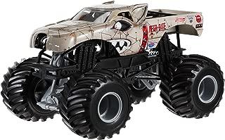 Hot Wheels Monster Jam Mega Bite Die-Cast Vehicle, 1:24 Scale
