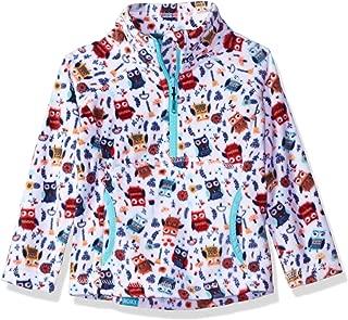 Girls' Little Cascade Teenie Half-Zip Snow Jacket