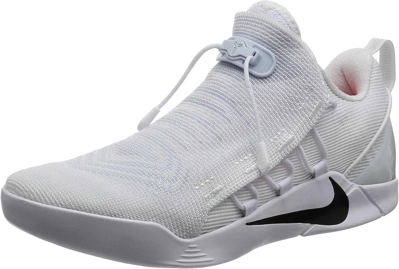 Amazon.com   Nike Men's Kobe A.D. NXT (13 D(M) US) White/Black   Shoes
