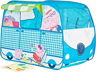 Peppa Pig – Autocaravana Pop Up papel jugar