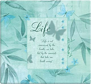 MBI 12x12 Inch Inspirations Post Bound Album, Life (866104)