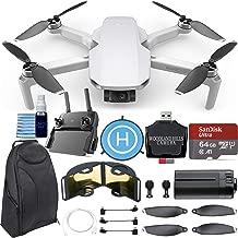 $464 » DJI Mavic Mini Portable Drone Quadcopter Ultimate Pilot Bundle Kit - CP.MA.00000120.01
