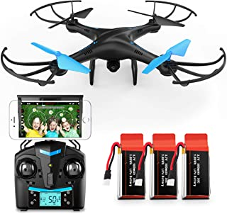 Best avier stealth quadcopter drone with wifi camera Reviews