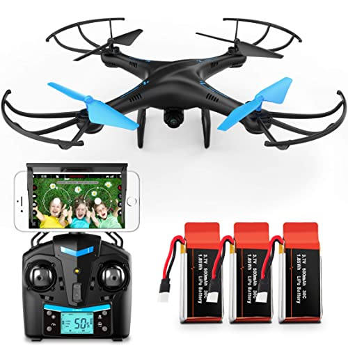 HAOXIN F21G 720P RC Quadcopter Beginner Mini Drone FPV HD VR Video NOT DJI Tello