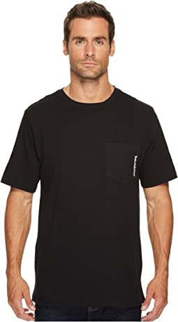 Timberland PRO Base Plate Blended Short Sleeve T-Shirt