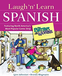 Laugh 'n' Learn Spanish : Featuring the #1 Comic Strip