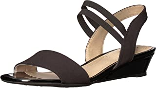 LifeStride Women's, Yolo Low Heel Wedge Sandals